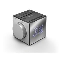 Rádio-relógio com projetor de horas