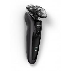 Máquina de barbear elétrica a húmido e a seco series 9000