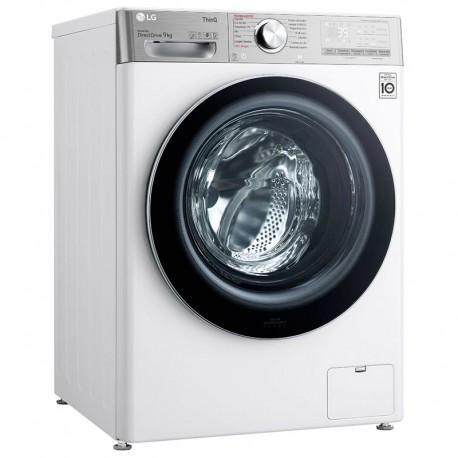 Máquina de lavar roupa 9 kg 1400 rpm