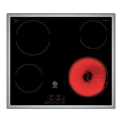 Placa vitrocerâmica de 60 cm